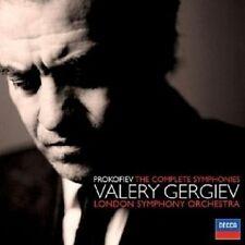 GERGIEV/LSO VALERY - SÄMTLICHE SINFONIEN (GA) 4 CD NEU