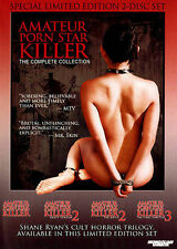 Amateur Porn Star Killer: The Complete Collection (DVD, 2014, 2-Disc Set)