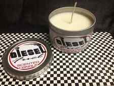 Diesel Fuel Scented Candle Drag Strip Track Race Truck Gas Pro Street Man Cave