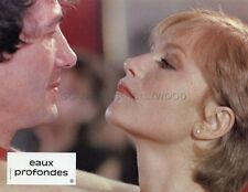 ISABELLE HUPPERT CHRISTIAN BENEDETTI   EAUX PROFONDES 1981 PHOTO EXPLOITATION #2