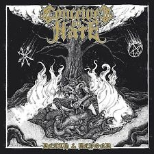 CONCEIVED BY HATE Death & Beyond CD (NEW 2016 RELEASE)