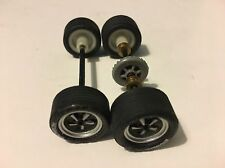 AXLES EJES PORSCHE 911 RS DE SCALEXTRIC