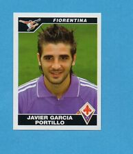 PANINI CALCIATORI 2004-05- Figurina n.143- PORTILLO - FIORENTINA -NEW