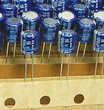 20pcs-- 100uf 16v Radial Electrolytic Capacitor 16v100uf Elna For Audio