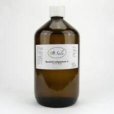 24,95/L) Sala Mandelöl Mandel Öl kaltgepresst 1000 ml 1 L Glasflasche