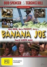 BANANA JOE - BUD SPENCER & TERENCE HILL- NEW DVD