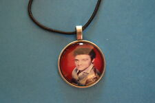 ELVIS PRESLEY  Cabochon PENDANT -  NECKLACE  New!  Jewelry  USA SELLER  HEPCAT!
