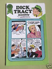 DICK TRACY - MONTHLY - BLACKTHORNE USA COMIC - #23 - NOV 1987