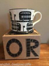 NEW Moorland Pottery London Double Decker Bus Mug - Gift Boxed