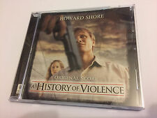A HISTORY OF VIOLENCE (Howard Shore) OOP 2005 Soundtrack Score OST CD NM