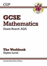 GCSE Maths AQA Workbook (with Online Edition) - Higher by CGP Books...