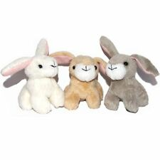 Pack of 3 Small Bunny Rabbit Soft Toys - Easter Gifts Toys Gifts