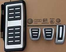 Audi Q2 original Pedalset Pedal Pedal Caps Pedal caps set Foot rests Support SQ2