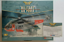 Corgi Aviation Westland Sea King HU.5 AA33406 Certificate No 0003 of 2900