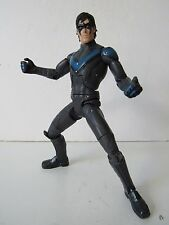 "DC Universe Arkham City Batman Legacy Edition 6"" Nightwing Action Figure"
