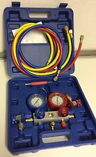 ***ATE Tools Auto A/C Cool Gas Meter Air Conditioner Diagnostic Gauges Pro***