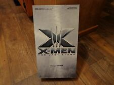 "MEDICOM TOY REAL ACTION HEROES--XMEN THE LAST STAND--12"" WOLVERINE FIGURE (NEW)"