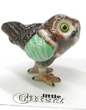 little Critterz LC603 - Rescue Owl (Buy any 5, get 6th free!)