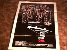 BIG RED ONE MOVIE POSTER MARK HAMILL 1980