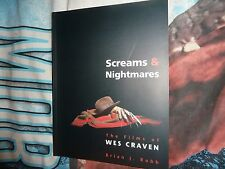 SCREAMS AND NIGHTMARES. THE FILMS OF WES CRAVEN. 1998.