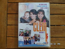 DVD double CLEM SAISON 2 Victoria Abril Laurent Gamelon Lucie Lucas    J60