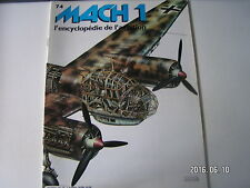 **a Mach 1 encyclopédie de l'aviation n°74 Kamikazes / Junkers Ju-88 /