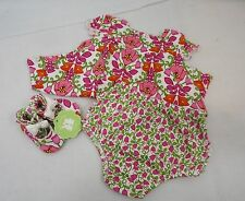 Girls' Vera Bradley Dress &  Shoes 3-6 Months Lilli Bell