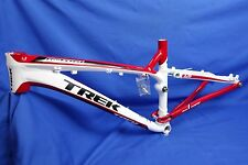 "New 2010 Trek Top Fuel 8 Full Suspension 26er Mtn Bike Frame 15.5""/SM"