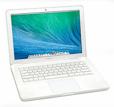 "Apple MacBook 13""  A1342 Core 2 Duo 2.4GHz, 8GB RAM, 1TB, Mavericks, WARRANTY"
