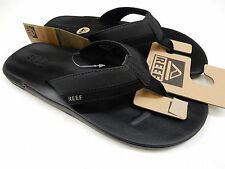 REEF MENS SANDALS CONTOURED CUSHION BLACK SIZE 11