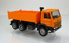 Herpa 306539  Scania 82 M Baukipper 3-Achs - orange