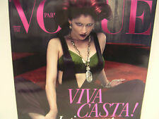 NEW: VOGUE PARIS #903 DECEMBRE 2009/JANVIER 2010 ISSUE LAETITIA CASTA COVER