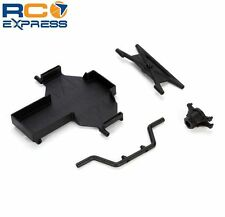 Vaterra Battery Tray & Spare Tires Mount: Twin Hammers VTR231004