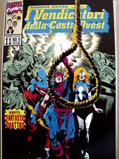 I Vendicatori della Costa Ovest Marvel EXTRA n°11 1995 ed. Marvel Italia  [SP9]
