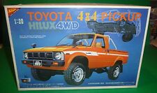 JUNKYARD NICHIMO TOYOTA 4X4 HI-LUX  PICKUP 1/20 Model Car Mountain