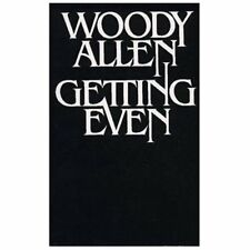 Getting Even - Woody Allen (Paperback)