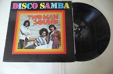 "TWO MAN SOUND ""DISCO SAMBA-disco 33 gg DURIUM 1978 Italy"""