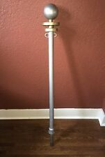 Disneyland Tomorrowland Stanchion Pole Space Mountain Captain EO Prop Disney