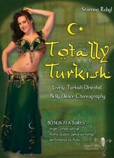 Totally Turkish with Ruby - Lively Turkish Oriental Belly Dance Choreography DVD