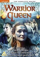 WARRIOR QUEEN the complete series. Sian Phillips, Nigel Hawthorne. New DVD.