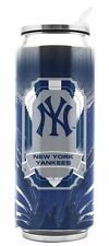 New York Yankees Stainless Steel Thermo Can - 16.9oz [NEW] Tumbler Mug Coffee