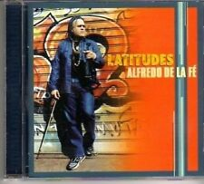 (AT329) Alfredo De La Fe Latitudes - 2000 CD