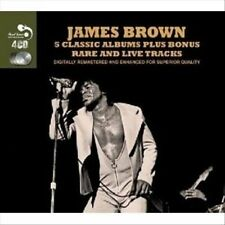 James Brown 5 Classic Albums - James Brown CD