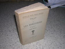 1937.les Bergeries. Racan.envoi autographe de Louis Arnould.bon ex