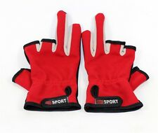 HIGH QUALITY PROFESSIONAL FISHING GLOVES #ST