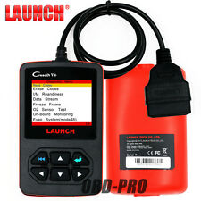 Genuine LAUNCH Creader V+ EOBD OBD2 Code Reade Scanner fault Diagnostic Tool