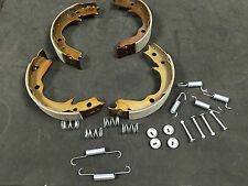 FOR SUBARU IMPREZA WRX LEGACY FORESTER REAR HANDBRAKE SHOES & FITTING KIT