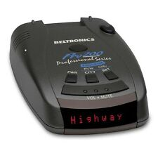 Cobra Beltronics Pro 200 Fast Radar Detector For Radar/Laser Guns | BELT-PRO200