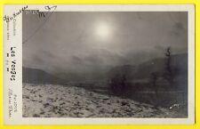 Carte photo artistique JOVÉ Montagnes Les VOSGES en HIVER Artistic postcard