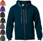 GILDAN Kapuzenjacke Heavy Blend™ Vintage Full Zip Hooded Sweatshirt-S-XXL(0)